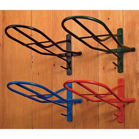 saddle rack standard racks plastic horse larger