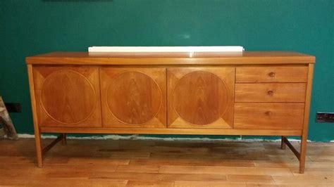 Nathan Sideboard by Nathan Circles Sideboard 1960s In Shirley West Midlands