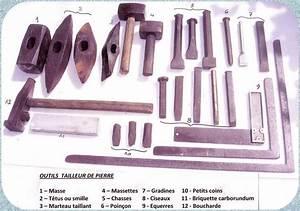 Outillage Taille De Pierre : arnesi per tagliare ~ Dailycaller-alerts.com Idées de Décoration