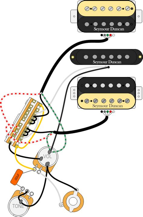 Superswitch Hsh Autosplit Wiring Guitar Diagrams