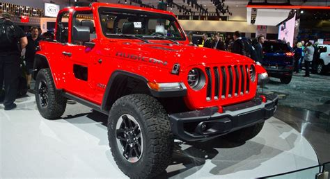 2019 Jeep Wrangler La Auto Show by 2018 Jeep Wrangler Can Meet U S Emissions Into The