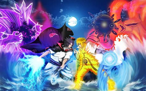 10 Top Naruto Vs Sasuke Final Battle Wallpaper Full Hd