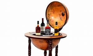 Globus Als Bar : globusbar f r flaschen und gl ser groupon goods ~ Sanjose-hotels-ca.com Haus und Dekorationen
