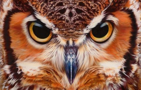 juxtapoz magazine airbrushed animals  eyan higgins jones