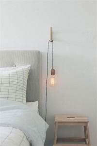 Lampe Bett Kopfteil : 17 best ideen zu nachttischlampe auf pinterest nachttischlampe kinder heimwerken ~ Sanjose-hotels-ca.com Haus und Dekorationen