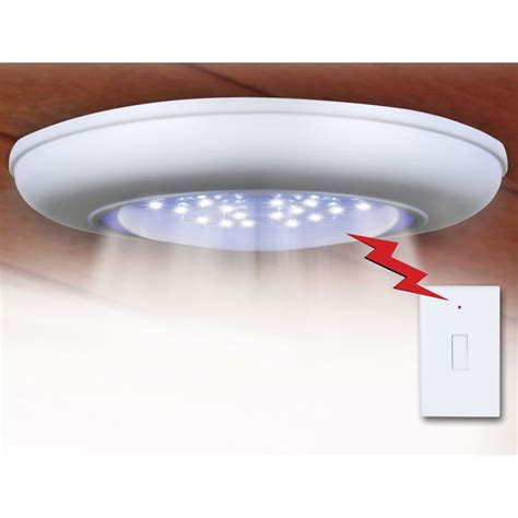 sierra tools battery operated ceiling wall light with remote sierra tools jb5571 battery operated ceiling wall light