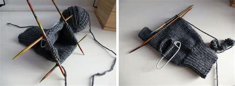comment tricoter des mitaines avec 4 aiguilles tricot crochet comment tricoter