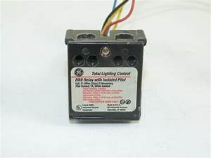 Rr9 Relay With Isolated Pilot Coil 21