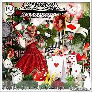 La Reine De Coeur : le blog de kittyscrap la reine de coeur ~ Nature-et-papiers.com Idées de Décoration