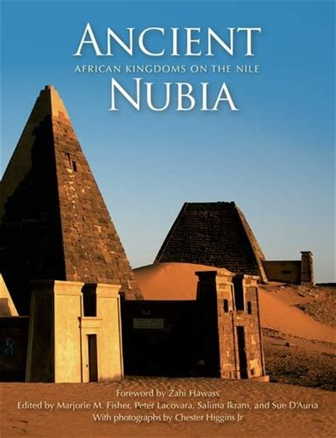 ancient nubia  archaeology anthropology book