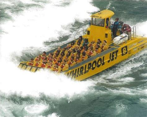 Whirlpool Jet Boat Tours Niagara Falls by Things To Do In Niagara Falls Canada