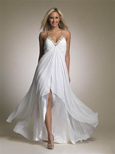 country wedding dresses short in front long in back With short long wedding dresses