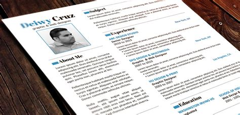 creative resume template word resume objective sles