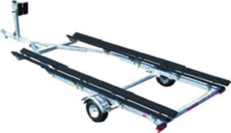 Loading Pontoon Boat On Trailer by Pontoon Trailer Loading Guides