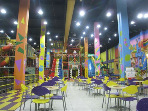 chipmunk playland cafe kids holiday spots liburan