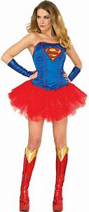 Women's Supergirl Costume Accessories - Party City