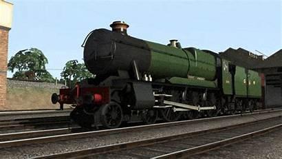 Train County Locomotive Simulator Crosser Test Ts18