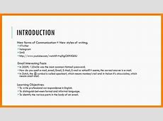 7+ formal introduction email Introduction Letter