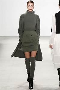 Tendance Chaussures Automne Hiver 2016 : d fil marissa webb automne hiver 2016 2017 runway ~ Melissatoandfro.com Idées de Décoration