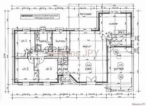 logiciel gratuit plan interieur maison plan maison 140 With plan maison complet gratuit