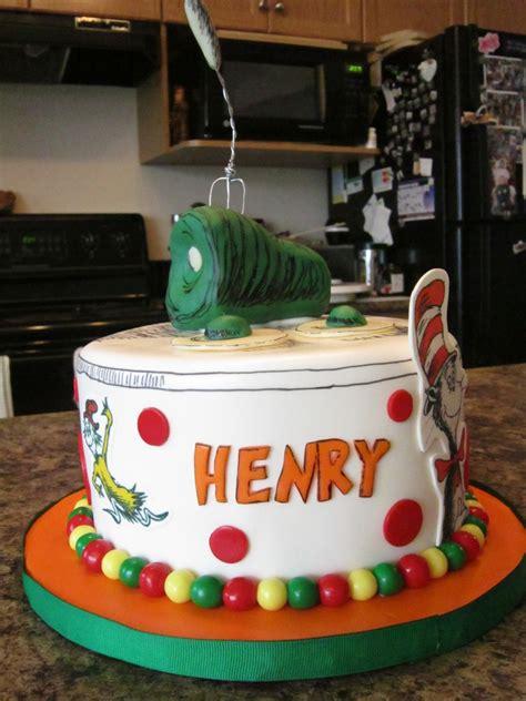 dr suess green eggs ham cake cakecentralcom
