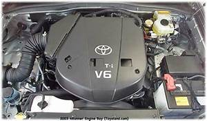 Toyota V8 Engines Conversion