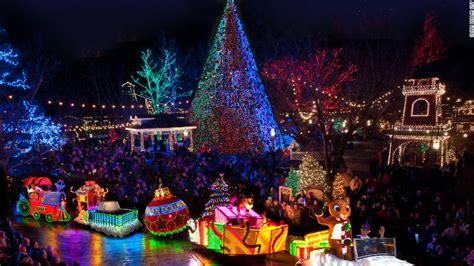 places   christmas lights    cnncom