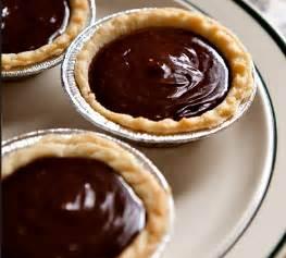 membuat kue pie coklat kacang enak  menarik