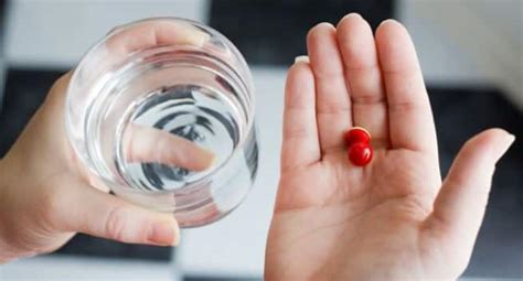 Should You Take Medicine With Cold Or Lukewarm Water