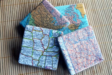 gorgeous diy coasters     home resin crafts