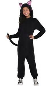 cat costume city zipster black cat one costume city