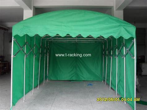 push  pull foldable vehicleboat tent