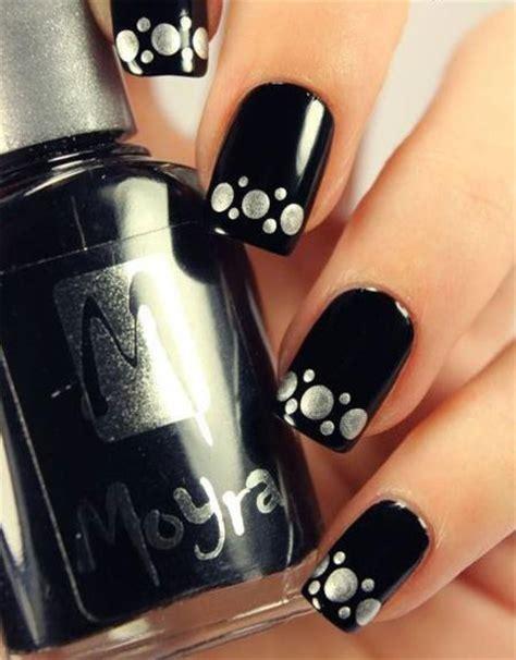 black nail designs easy black nail designs ideas 2013 2014