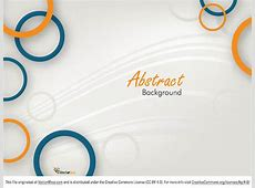 Free Vector Circle Abstract Background