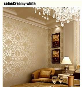 Papier Peint Moderne Salon : couleur papier peint salon ~ Melissatoandfro.com Idées de Décoration