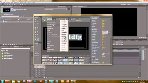 How To Add Text In Adobe Premiere Pro Youtube