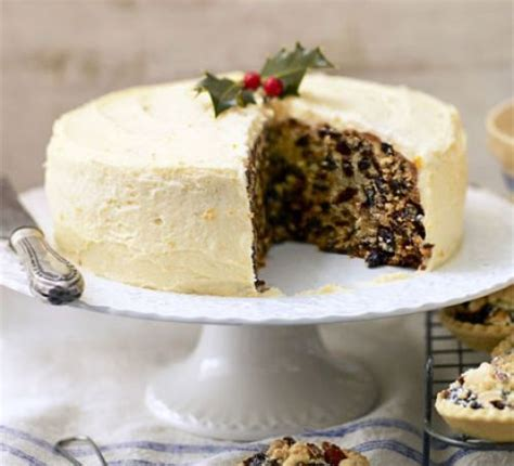 fruitcake  apricot butter icing recipe bbc good food