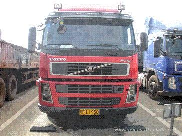 used volvo truck trailer fm12 volvo china trading company special transportation equipment
