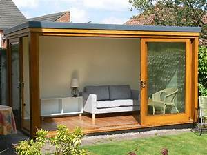 Garden Rooms - Glorious Garden Rooms in Sheffield