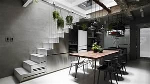 Kc Design Studio Adds Perforated Facade And Atrium To