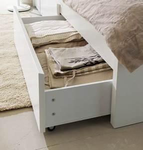 Bett Mit Kasten : wohnideen schlafzimmer in creme einrichten ikea ~ Pilothousefishingboats.com Haus und Dekorationen
