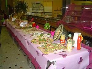 Idee Deco Photo : idee deco buffet froid supertoinette ~ Preciouscoupons.com Idées de Décoration
