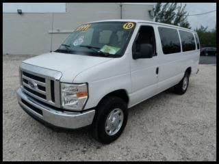 purchase   ford econoline wagon  ext