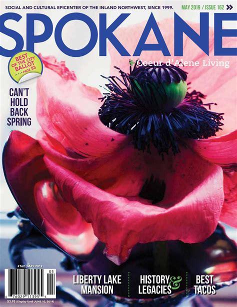 Spokane Coeur d'Alene Living May 2019 #162 by Spokane