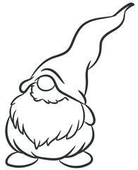 Weihnachtswichtel malvorlage | coloring and malvorlagan / die malvorlage hat das optimale format, um auf einer din a4 seite ausgedruckt werden zu können. Malvorlage Weihnachtswichtel - Wichtel Weihnachten Malvorlage Coloring And Malvorlagan : Hello ...