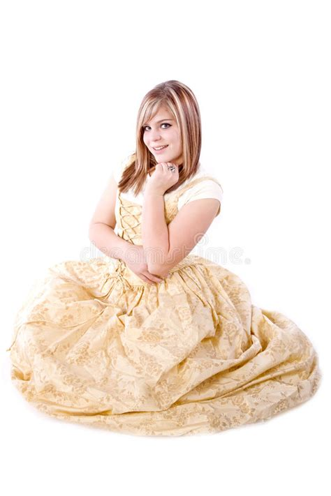 gold formal   stock photo image  attractive