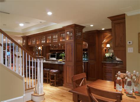 Inexpensive Kitchen Island Countertop Ideas by Rustic Basement Bar Designs Home Bar Design