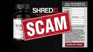 Shred Xl Testosterone Booster Review