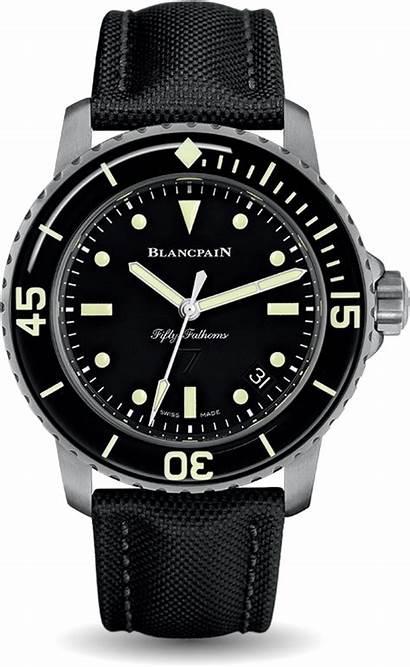 Blancpain Combat Fathoms Fifty Nageurs 1130 B52a