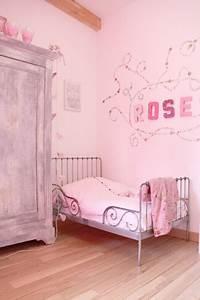 Deco En Ligne : decoration chambre fille rose ~ Preciouscoupons.com Idées de Décoration